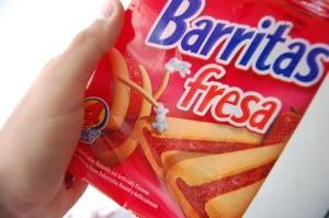 barita close-up