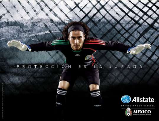 powerade wallpaper guillermo ochoa - photo #17